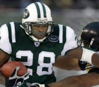 Hall of Fame 2012 - Curtis Martin