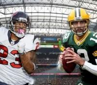 NFL mérkőzés beharangozók - 6. hét
