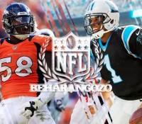 2016 NFL Szezonnyitó - Denver vs Carolina