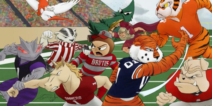 NCAA előzetes 2017 - Konferenciadöntők