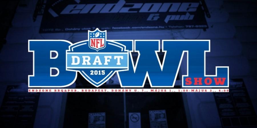 NFL Draft 2015 - Az Endzone buli