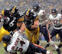 2015 Hall of Fame-portrék: Jerome Bettis