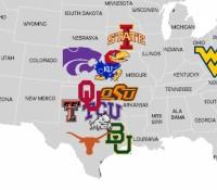 NCAA beharangozók - Big 12