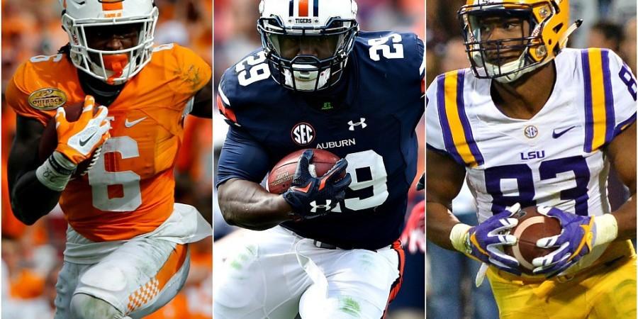 College football beharangozó 2016 V. - SEC erősorrend