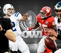 NFL mérkőzés beharangozók - Wild Card szombat