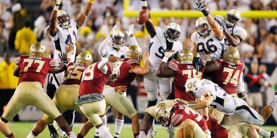 College Football összefoglaló – nyolcadik hét