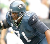 Hall of Famers 2014 - Walter Jones