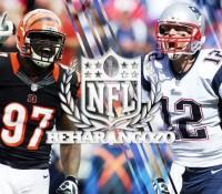 NFL meccsbeharangozók - 6. hét
