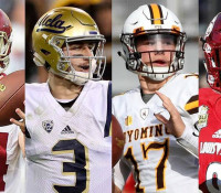 Mock Draft 2018, 1.0