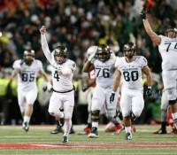 College Football összefoglaló – tizenkettedik hét