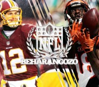 NFL meccsbeharangozók - 8. hét