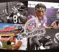 NFL mérkőzés beharangozók - Wild Card vasárnap