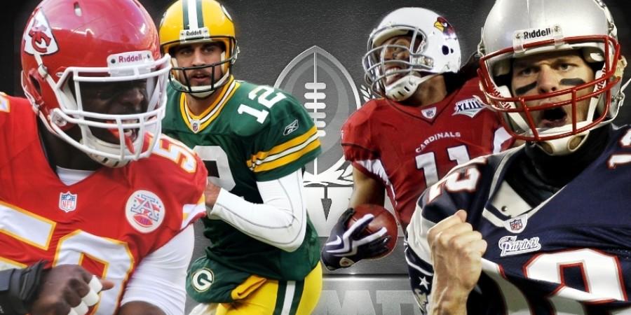 NFL beharangozók - Divisional szombat