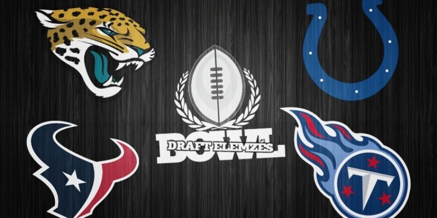 Draft elemzés - AFC South