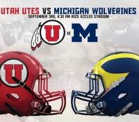 Utah vs Michigan - a bowl.hu közvetítése