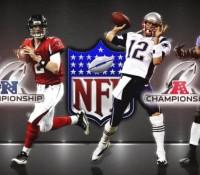 NFL mérkőzés beharangozók - Konferenciadöntők
