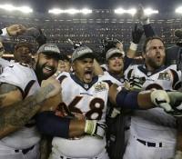 A Denver Broncos a bajnok
