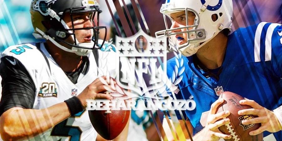 NFL meccsbeharangozók - 4. hét