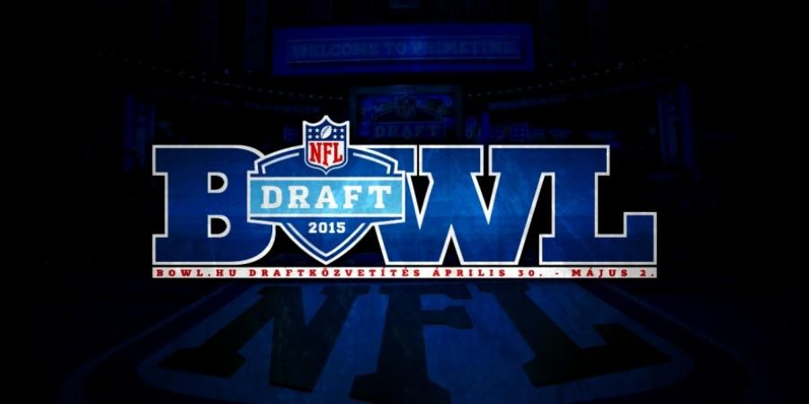 NFL Draft a bowl.hu-n 2015-ben is