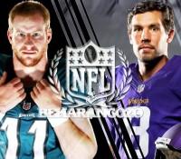 NFL meccsbeharangozók - 7. hét