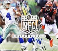 NFL meccsbeharangozók - 5. hét
