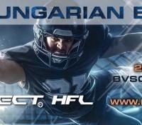XI. Hungarian Bowl - Június 19.