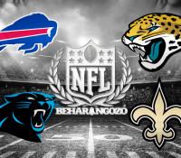 NFL meccsbeharangozók - Wild Card vasárnap