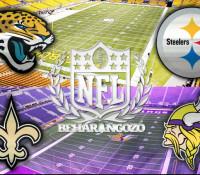 NFL meccsbeharangozók - Vasárnapi főcsoport elődöntők
