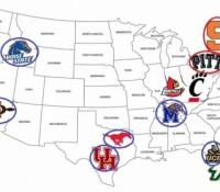 NCAA beharangozók - Big East