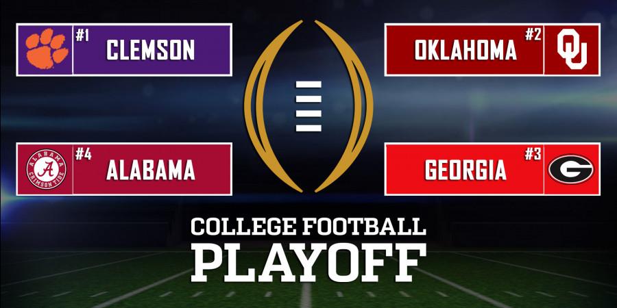 College Football előzetes: Az elődöntők
