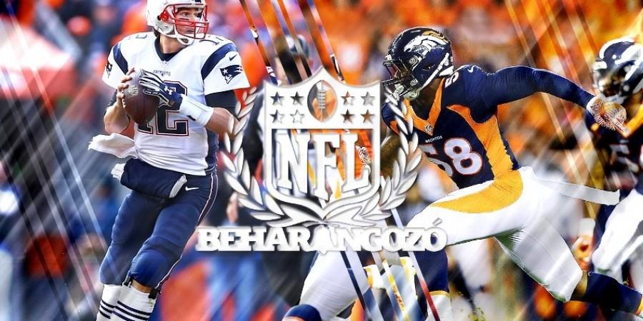 NFL meccsbeharangozók - 15. hét