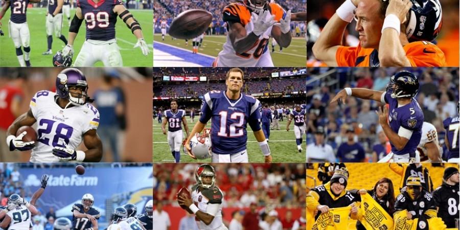 Szerkesztői kerekasztal - NFL 2015