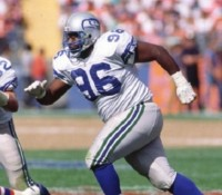 Hall of Fame 2012 - Cortez Kennedy