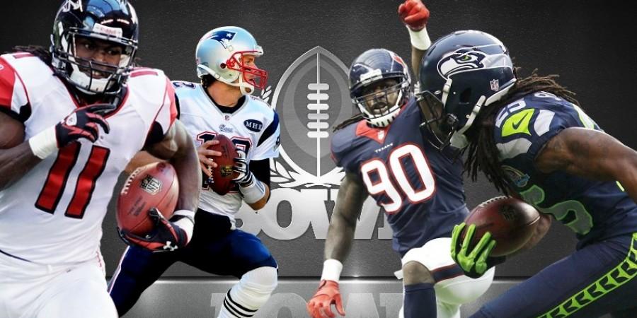 NFL meccsbeharangozók - Divisional szombat