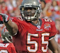 Hall of Famers 2014 - Derrick Brooks