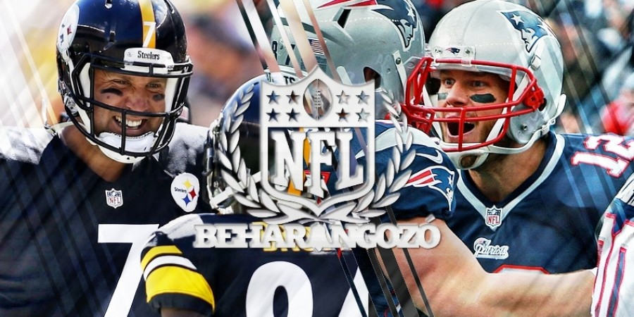NFL Kickoff 2015: New England Patriots vs Pittsburgh Steelers