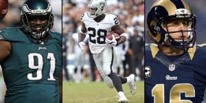 Szerkesztői kerekasztal: az év meglepetései az NFL-ben