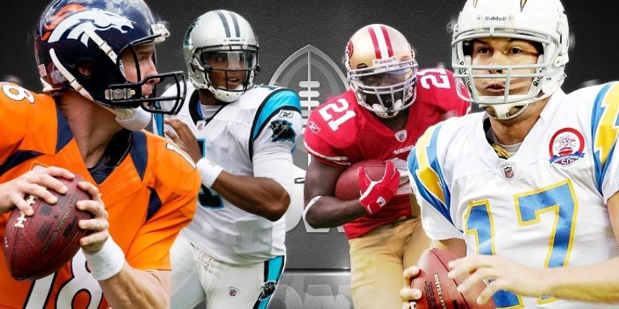 NFL mérkőzés beharangozók - Divisional Round vasárnap