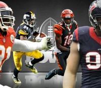 NFL beharangozók - Wild Card szombat