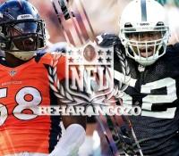 NFL meccselőzetesek - 5. hét