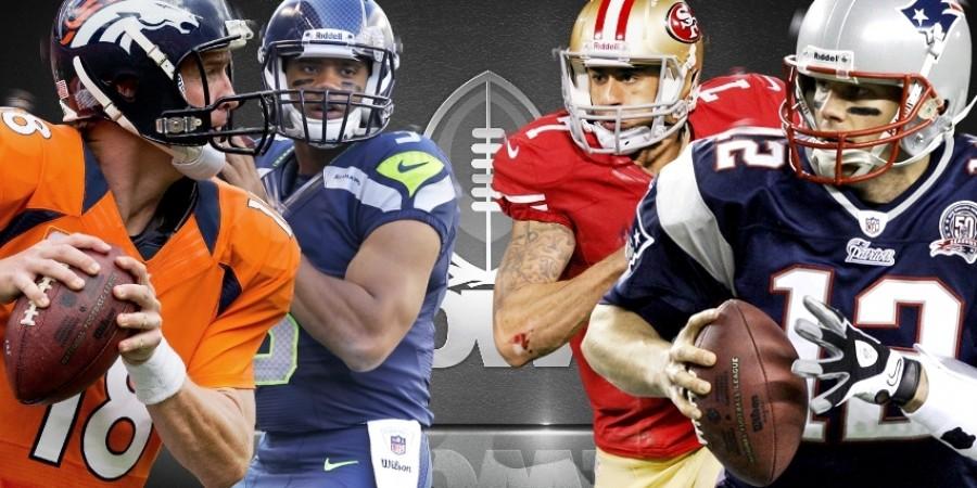 NFL mérkőzés beharangozók - Főcsoport-döntők
