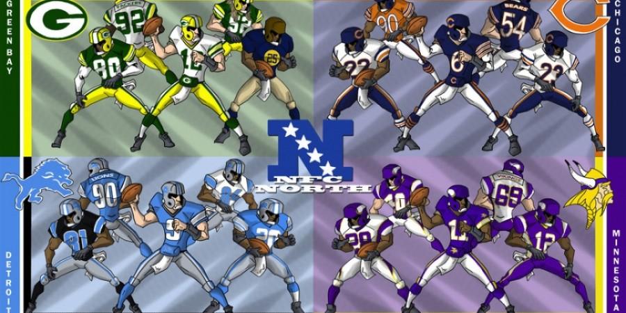 Edzőtáborra fel! NFC North