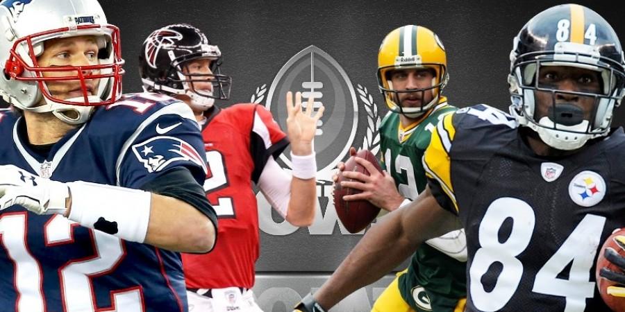 NFL meccsbeharangozók - Konferenciadöntők