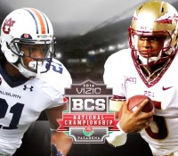 College Football Nagydöntő - Florida State vs. Auburn