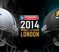 Közös utazás a londoni Dallas-Jacksonville meccsre