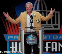 Hall of Famers 2016 - Brett Favre