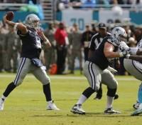 NFL gyorsösszefoglalók - 11. hét, vasárnap