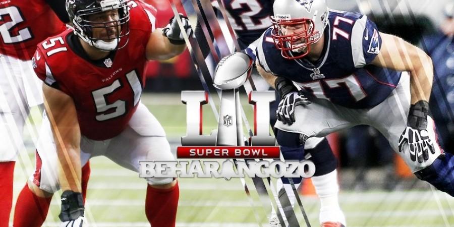Super Bowl LI beharangozó #3: A támadófalak