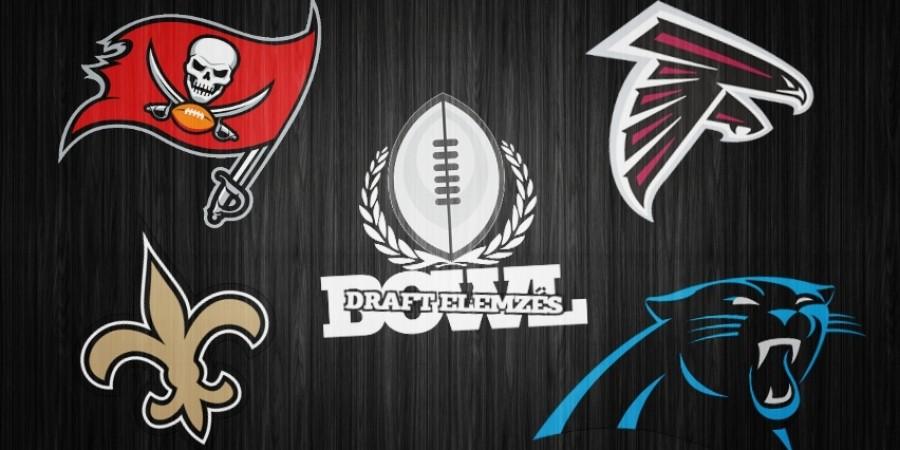 Draftelemzés - NFC South