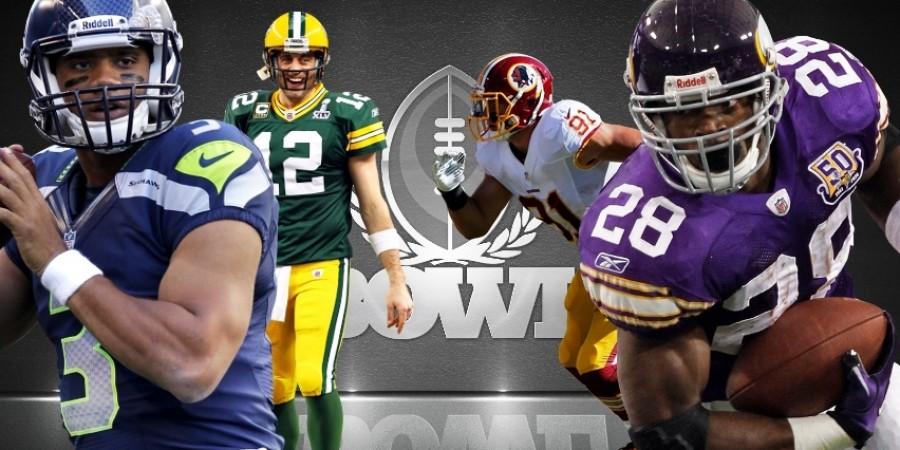 NFL beharangozók - Wild Card vasárnap